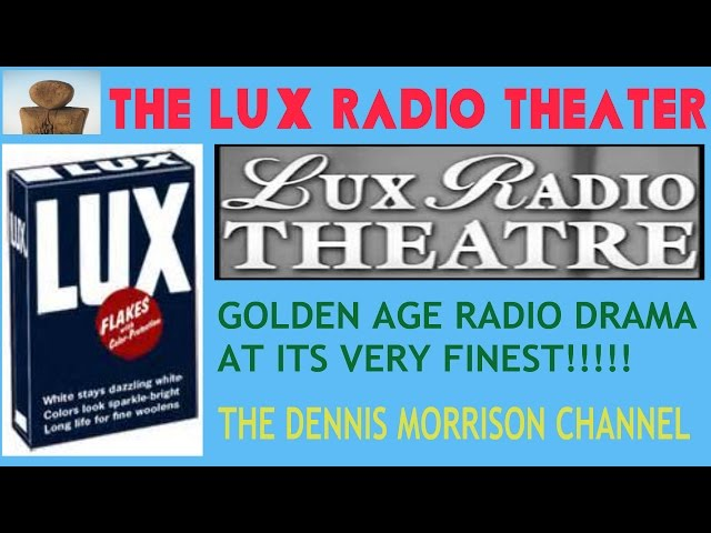 LUX RADIO THEATER: DARK VICTORY – BETTE DAVIS, SPENCER TRACY, OLD