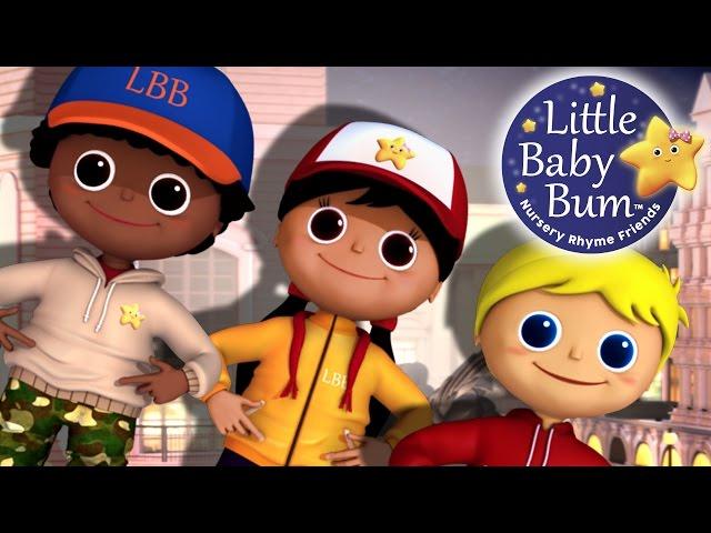 Open Shut Them Nursery Rhymes By Littlebaby Video Redfox London