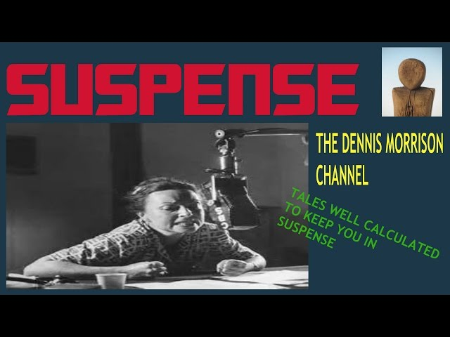 twas the night before christmas suspense greer garson old time radio videoredfoxlondon - Old Time Radio Christmas